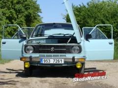 Škoda 105-130, Rapid, Garde