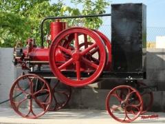 Stabilní motor L.Benz