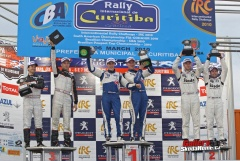 Rally Brazilie 2010