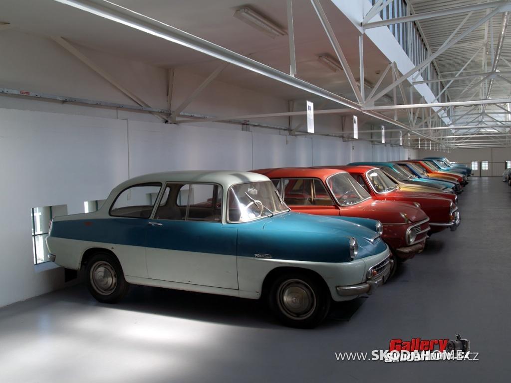 Depozit - Škoda Auto 2010