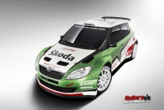 Škoda Fabia S2000 evo