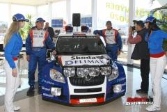 Sheron Valašská Rally 2010