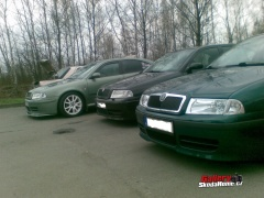 Škoda Octavia 1.6 RS Look