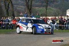 Rally Šumava 2010