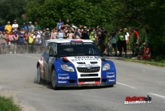 Agrotec Rally Hustopeče 2010