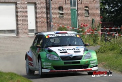 Geko Ypres Rally - Belgie