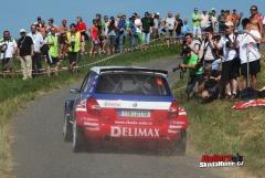 Rally Bohemia 2010
