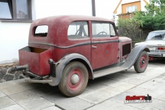 Škoda 633 z roku 1933