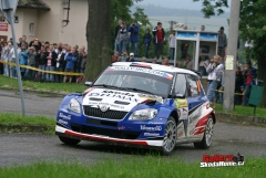 Barum Czech Rally Zlín 2010