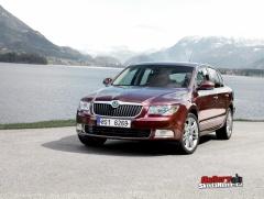 Škoda Superb II