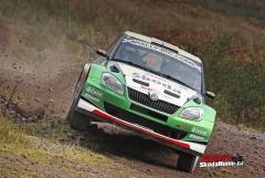 Skotská Rally 2010
