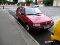 škoda felicia combi 1.3 glxi 1995