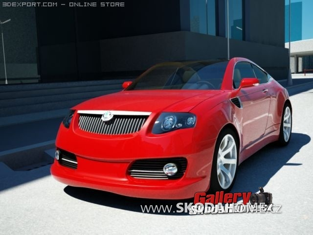 Škoda Rapid Concept