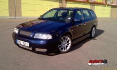 Škoda Octávia 1.8 Turbo 2002