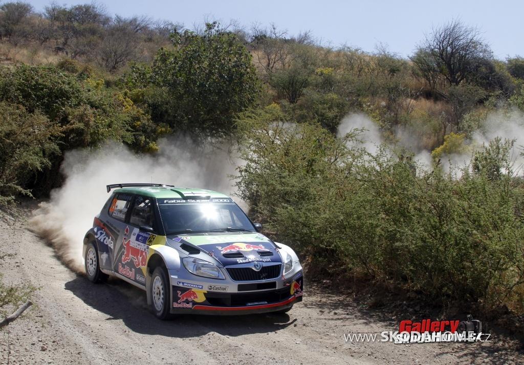 Rally Mexico 2011