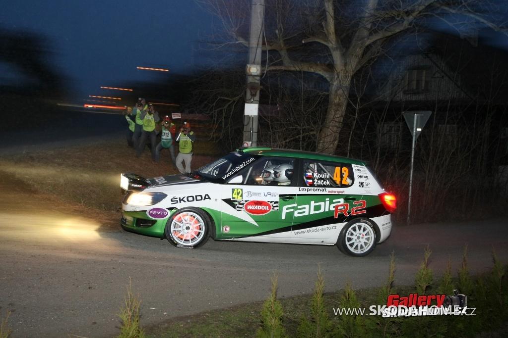 Valašská rally - MMČR 2011