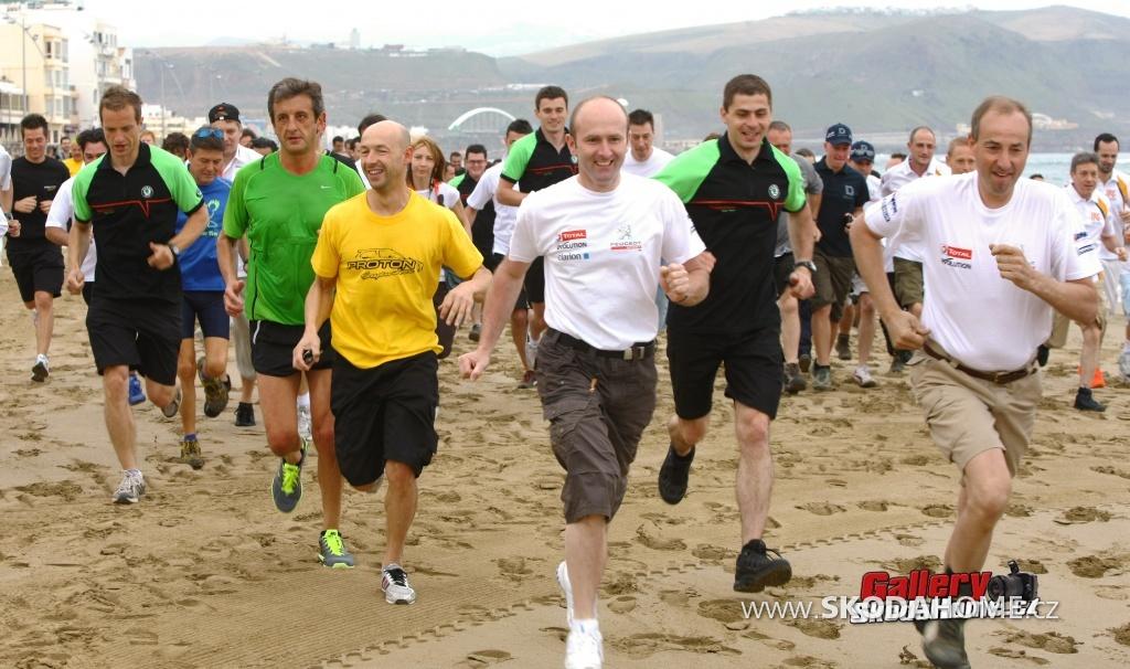 Rally Kanárské ostrovy 2011