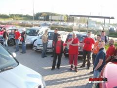 1.sraz Škoda Yeti 6.-7.5.2011 Kvasiny - ATC Rozkoš