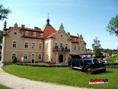 Veteráni na pohádkovém zámku Berchtold