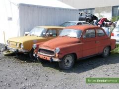 Škoda Octavia a Škoda110