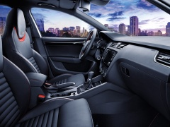 SKODA Octavia RS 230 interior