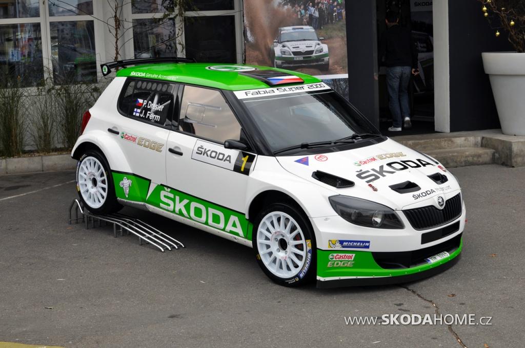 Škoda Motorsport 2013