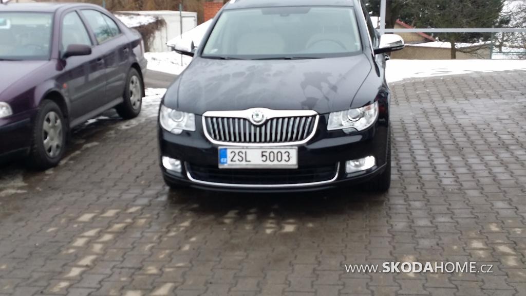 Škoda superb combi 4x4