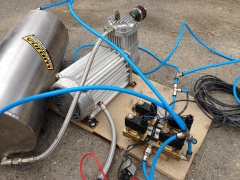 Vzduchový podvozek Fabia - Set 2