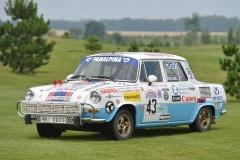 SKODA 1000MB Rallye