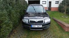 Škoda   Superb 2.5 TDi V6