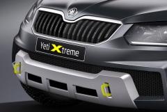 SKODA Yeti Xtreme 002
