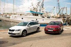 ŠKODA Octavia Combi rodinné auto na dovolenou - manuál nebo automat?