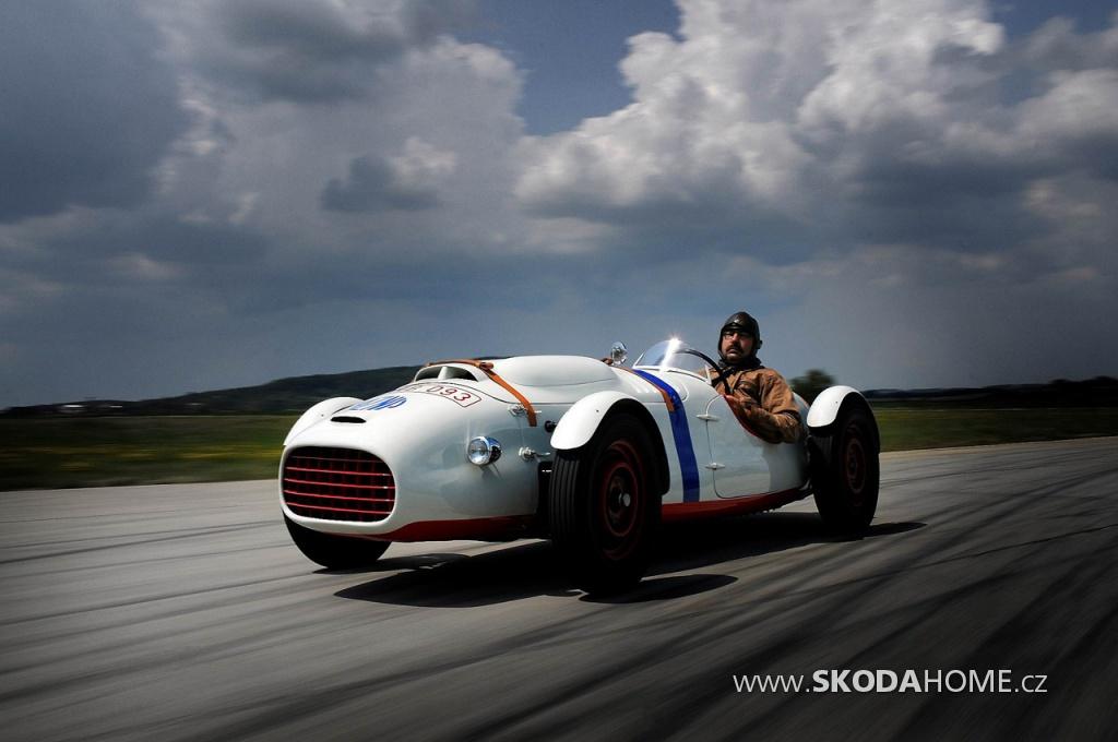 ŠKODA 966 Supersport