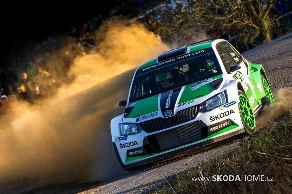 Rallye Šumava Klatovy 2015 (MČR)