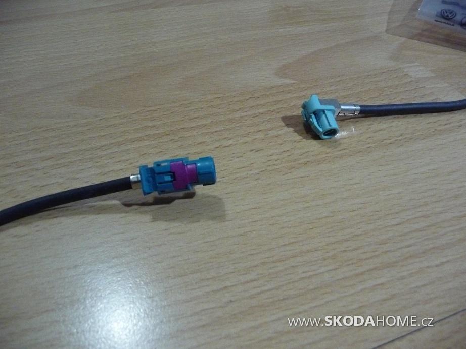 17 Kabel prepojenia zobraz.jednotky S radiom   vysledne konektory