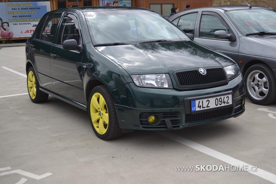 Fabia 16V 55Kw