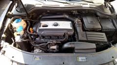 Fotka konečně očištěného motoru