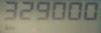 fabia 329t Km