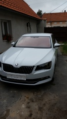 Škoda superb 2.0tdi 110kw