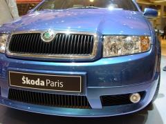 Skoda Fabia Paris Concept 2002