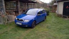 Škoda Fabia 2002