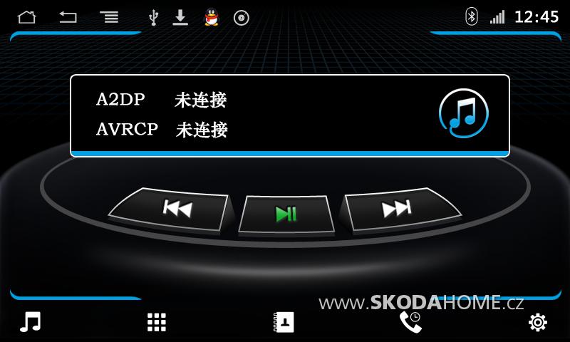 Rádio WINCA ROADNAV C305-S160