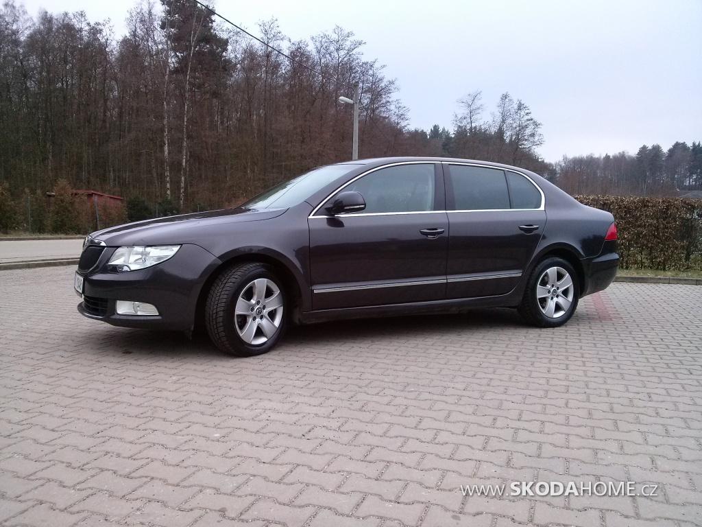 Škoda Superb II, r.v. 2009