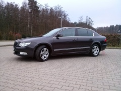 Škoda Superb II, r.v. 2009