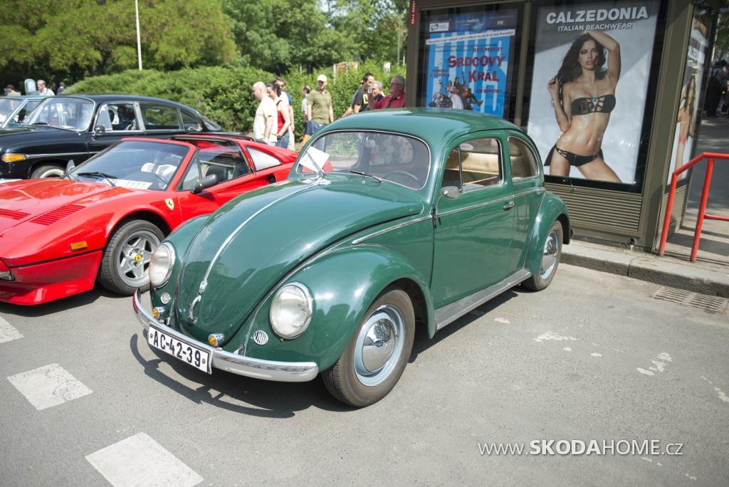 X Sraz historických vozidel ACR 023