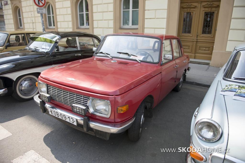 X Sraz historických vozidel ACR 035