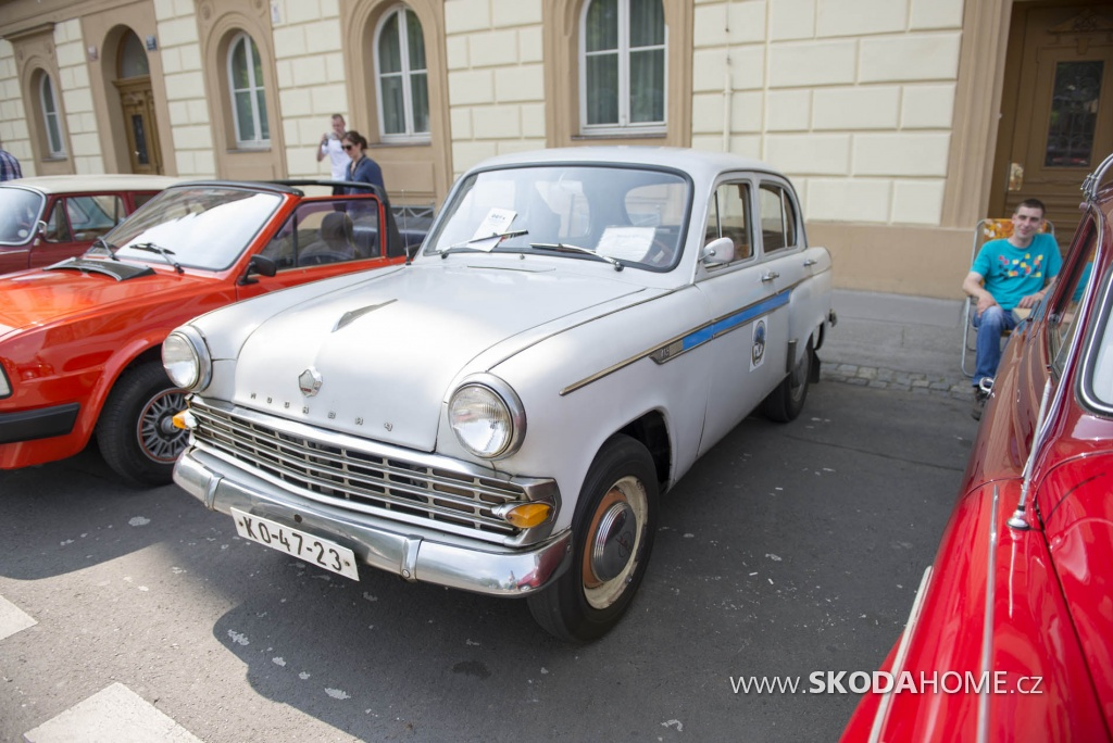 X Sraz historických vozidel ACR 030