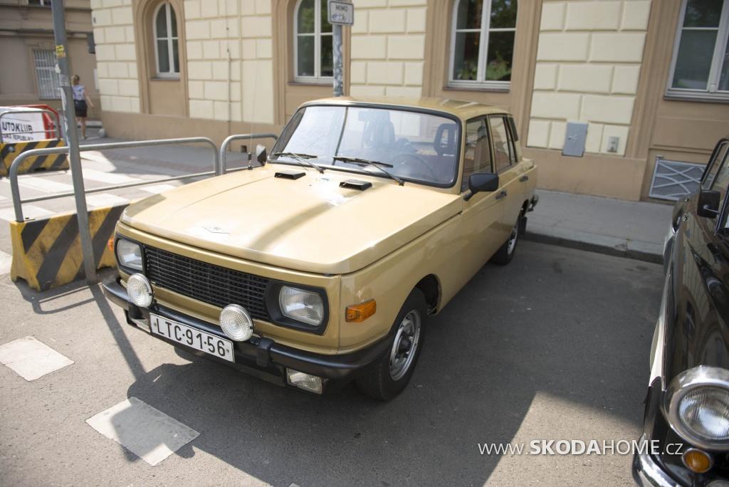 X Sraz historických vozidel ACR 037