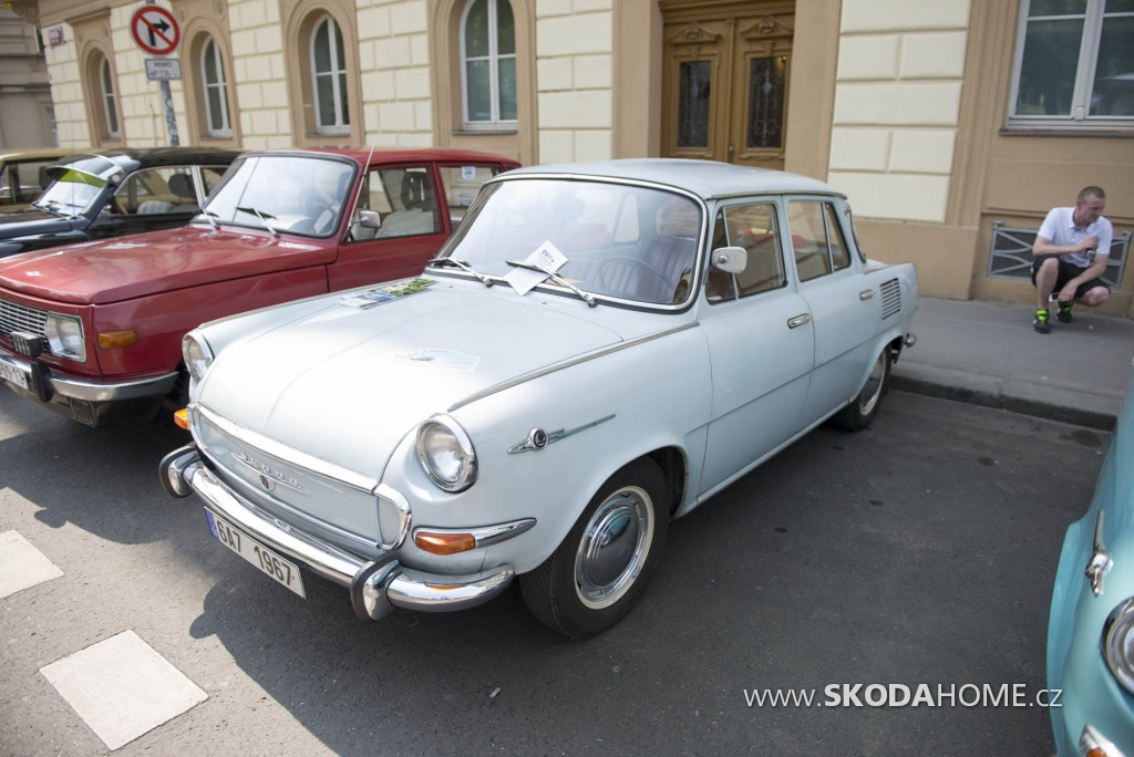 X Sraz historických vozidel ACR 034