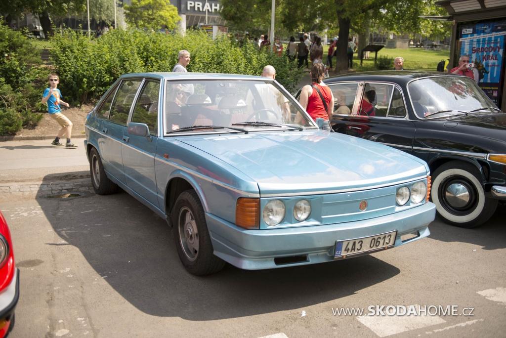 X Sraz historických vozidel ACR 018